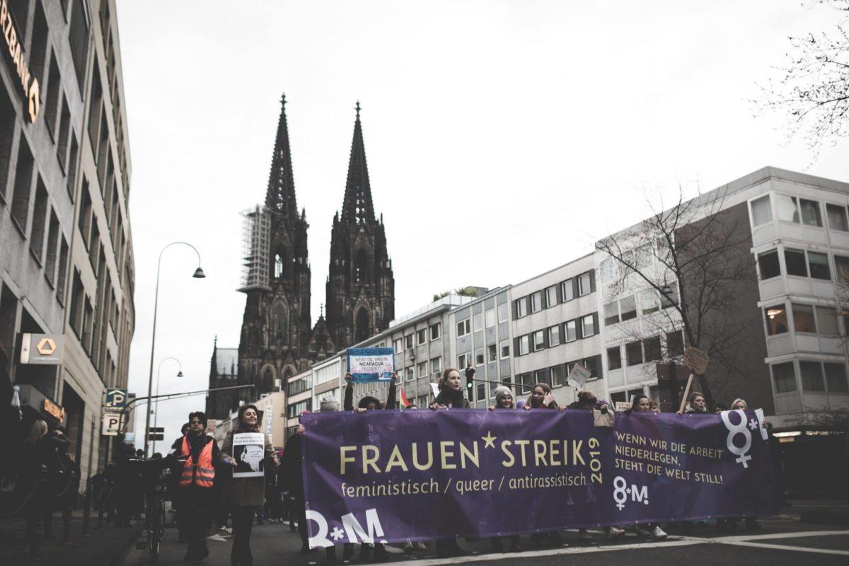 PM: Bündnis zieht erste Billanz zum internationalen Frauen*streik